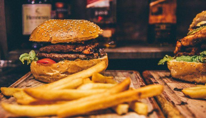 מסעדת המבורגרים בדובאי