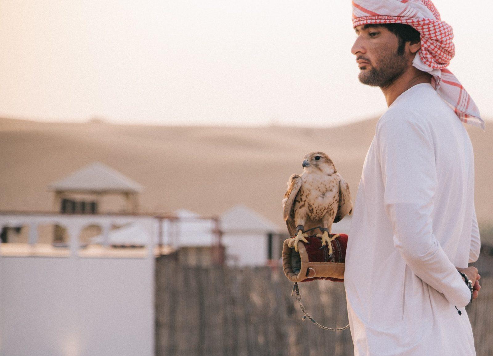 בדואי בדובאי