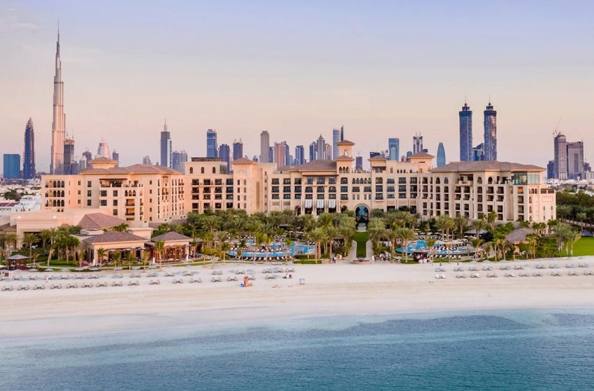 בתי המלון היוקרתיים ביותר בדובאי