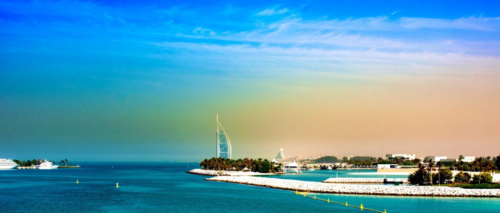 חוף ג'ומיירה דובאי